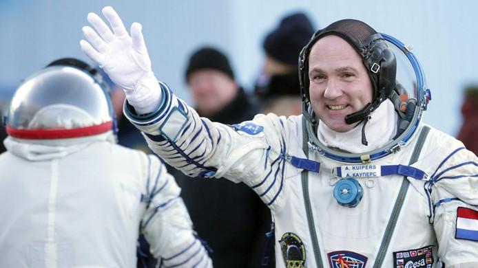 Andre Kuipers. Foto: EPA