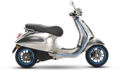 's Werelds beroemdste scooter gaat elektrisch