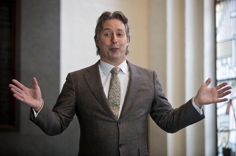 Edgar Mulder (PVV) Beeld ANP