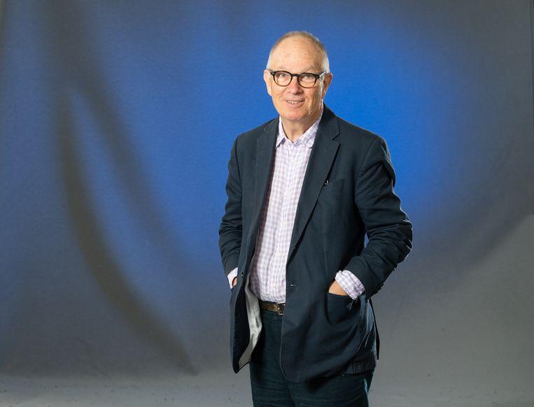 Ian Buruma, de Nederlandse schrijver die deze week opstapte als hoofdredacteur van The New York Review of Books. Beeld Getty