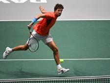 Nederland weer tegen Kazachstan in Davis Cup