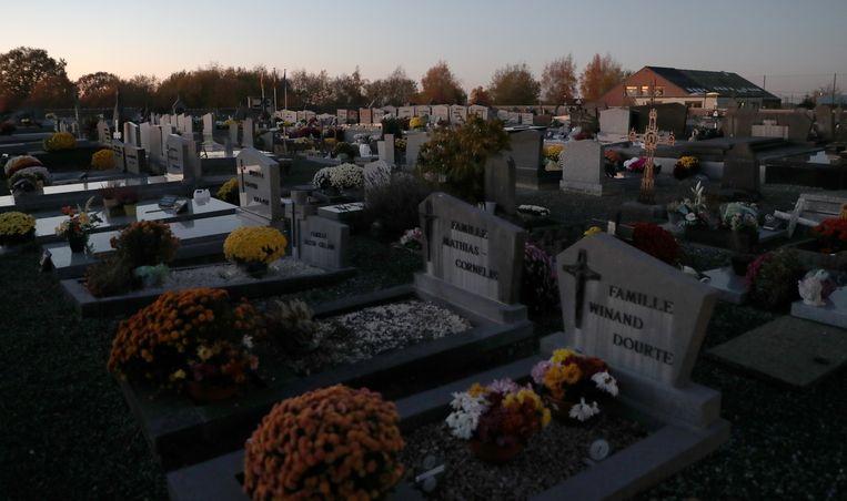 Het lichaam van Corrie Van der Valk werd gevonden in een anoniem graf in Bois-de-Villers, een dorp bij Namen.