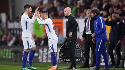 FT buitenland: Chelsea loopt twee punten in op Spurs - Turkse topper gestaakt: bekogelde trainer wordt afgevoerd - Lestienne degradeert