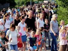 '640 wandelaars bij de Woensdrechtse wandeldriedaagse, dat is nog steeds fantastisch'