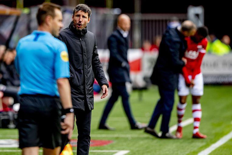 c2f977b1e26 Mark van Bommel heeft stof tot nadenken na zijn eerste jaar als hoofdcoach  van PSV