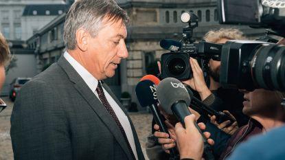 Legt Vlaams formateur Jan Jambon Septemberverklaring af? Kans met de dag kleiner, maar parlement houdt optie open