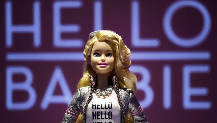 De nieuwe Hello Barbie Beeld ap