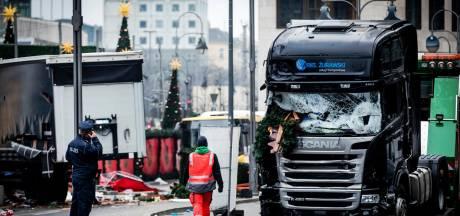 Aanslagpleger kerstmarkt Berlijn handelde misschien toch niet alleen