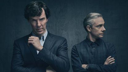 """Martin Freeman: """"Onze fans voelden zich verraden dat Sherlock en Watson geen homokoppel waren"""""""
