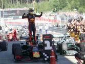 Bekijk hier hoe Verstappen de GP van Oostenrijk wint