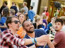 Europese studenten in Enschede: 'Aanslag speelt rechtse politici in de kaart'