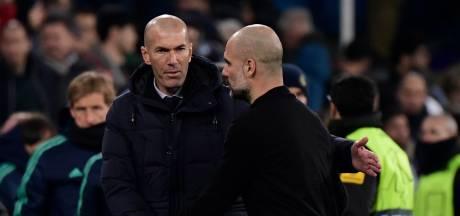 Koning van knock-outfase op rand afgrond: Zidane nooit eerder uitgeschakeld