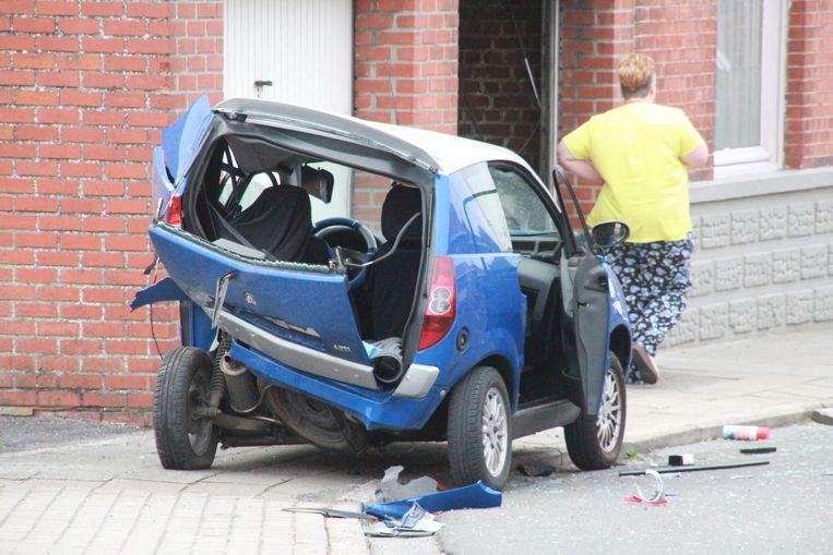 Ongeval Schelpenstraat