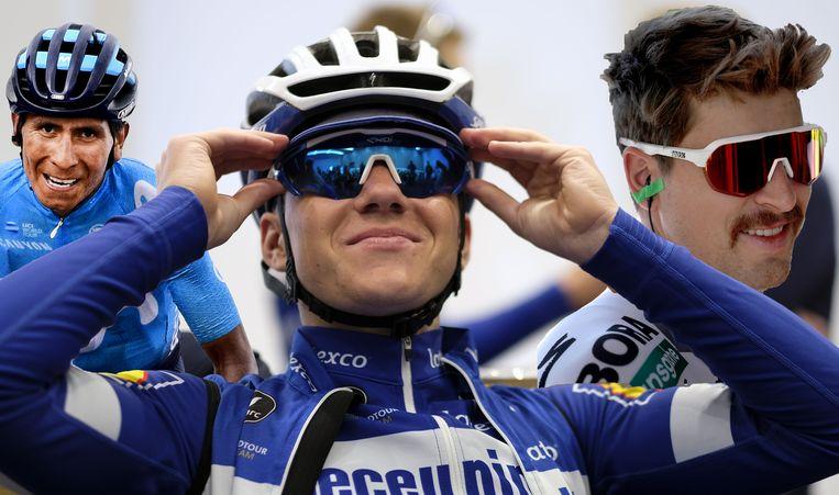 De Ronde van San Juan met onder meer het debuut van Remco Evenepoel, de air miles van Peter Sagan en de aanwezigheid van Nairo Quintana.
