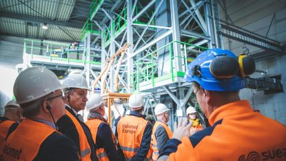 Gents afval levert tonnen koper en aluminium op