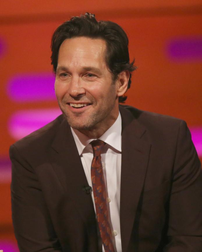 Paul Rudd incarnait le personnage de Mike dans la série Friends.