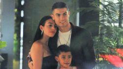 """Cristiano Ronaldo """"heeft zich verloofd"""" met Georgina Rodriguez nadat zij vorig jaar beviel van hun dochtertje"""