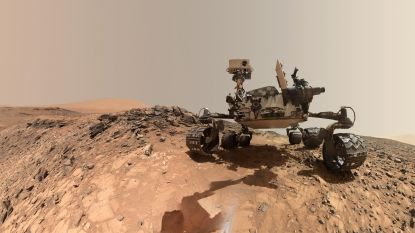 """""""NASA ontdekte 40 jaar geleden al sporen die konden wijzen op leven op Mars, maar verbrandde ze"""""""