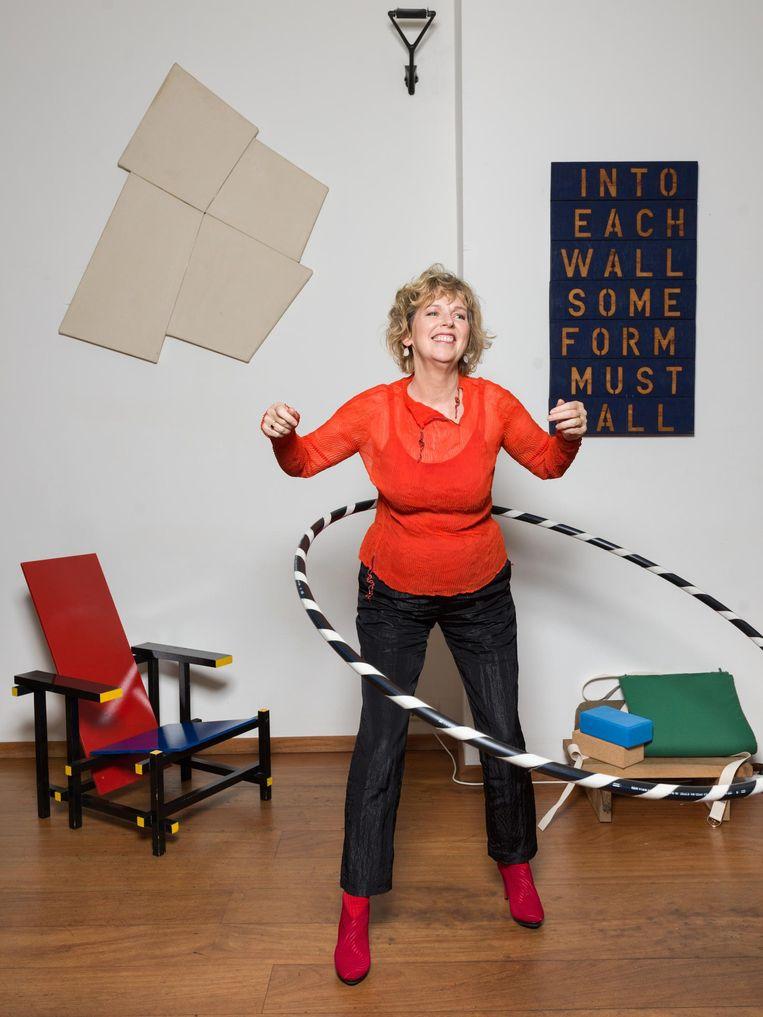 Van Den Ende: 'Ik zeg het als voorvechter van kunst op televisie, niet om alleen te zeuren' Beeld Ivo van der Bent
