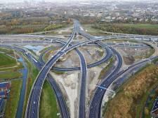 Ongeluk A29 bij Vaanplein zorgt voor vertraging