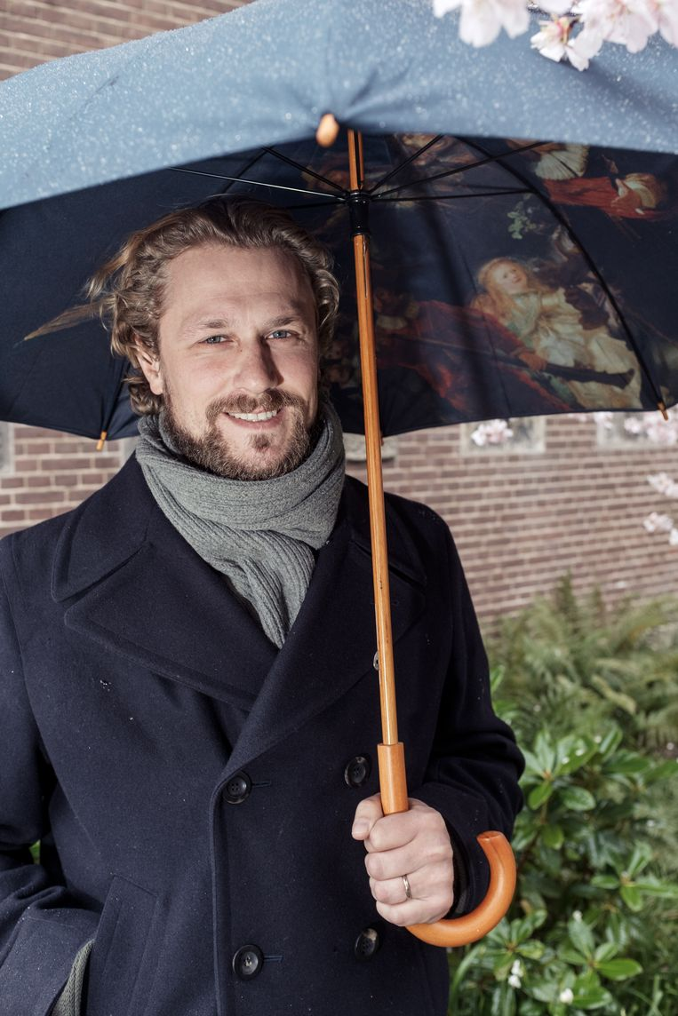 Joris Bijdendijk Beeld Jakob Van Vliet