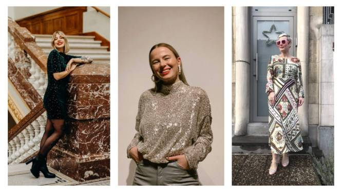 5 Belgische modegoeroes van Instagram onthullen hun feestoutfit en goede voornemens voor het nieuwe jaar