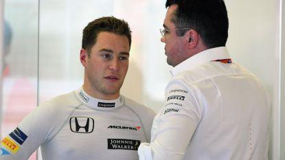 Tegenvallende resultaten eisen hun tol: Vandoorne ziet racedirecteur vertrekken bij McLaren