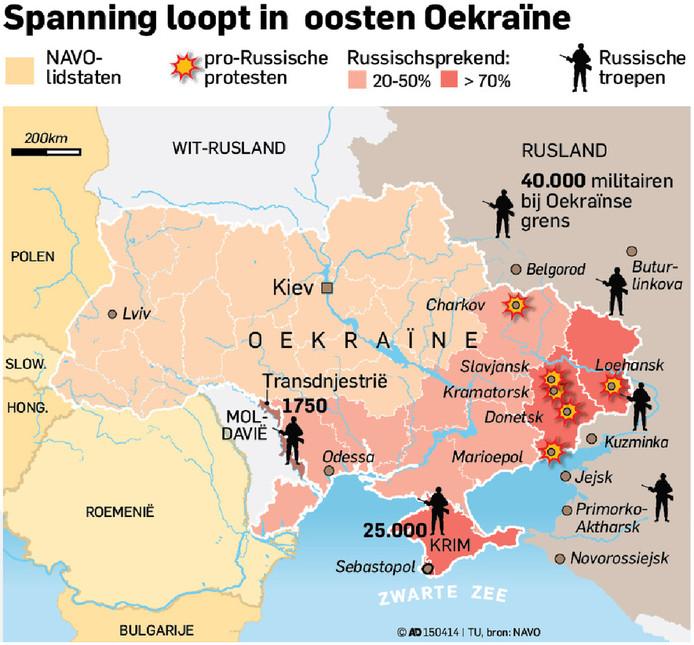 Oekraïne Klopt Aan Bij VN, Opstandelingen Bij Poetin