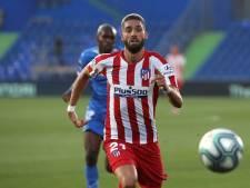 L'Atlético et Diego Simeone veulent conserver Yannick Carrasco