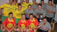 FC Lulband wint derde levende kickertornooi