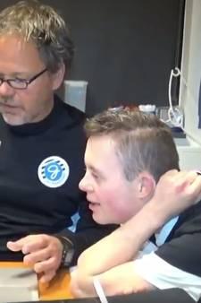 Jacco één dag trainer van De Graafschap: 'Voor 11 miljoen teken ik'