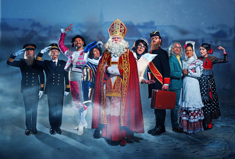 Sinterklaas Krijgt Een Facelift Als Er Vragen Gesteld Worden Over Zwarte Piet Kan Je Dat Niet Zomaar Negeren De Morgen