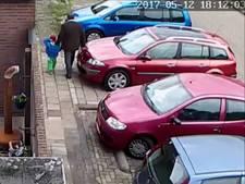 Politie zet beelden Waalwijkse autokrasser online