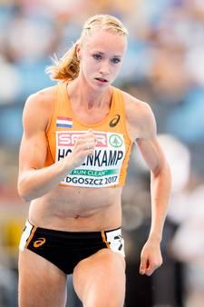 Halve finale eindstation Eva Hovenkamp