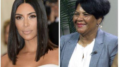 Kim Kardashian ontmoet Alice Marie Johnson na vrijlating die ze zelf organiseerde