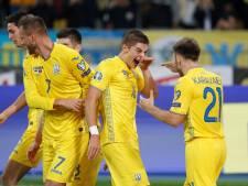 Oekraïne plaatst zich voor EK ondanks jubileumgoal Ronaldo