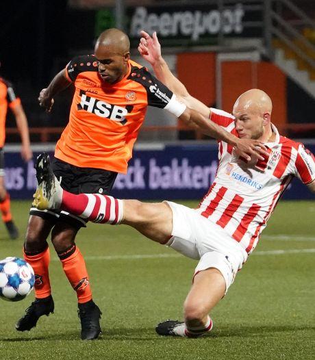 TOP Oss dwingt even verrassend als verdiend gelijkspel af bij FC Volendam
