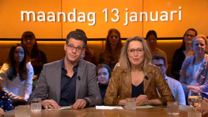 Op1 met Erik Dijkstra en Willemijn Veenhoven