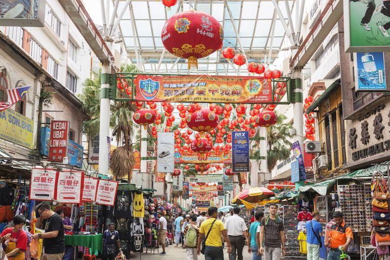 Kuala Lumpur, Maleisië. Beeld UIG via Getty Images