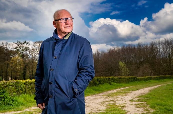 Jan van den Berg: ,,Als ik Karst zou tegenkomen, dan deelde ik hem zeker een tikkie uit. De woede voel ik wel hoor. Hij heeft mijn vrouw van me afgepakt. En mijn kinderen van hun moeder beroofd.''