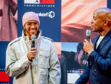 Veel fans naar Amsterdam voor kledinglijn Lewis Hamilton