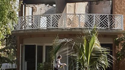 Vakantie in Gambia wordt nachtmerrie: bungalow in lichterlaaie, geen brandblusser te bespeuren, brandweer blijft weg én trouwring gestolen