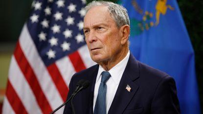 Bloomberg geeft 100 miljoen dollar uit aan anti-Trumpreclame