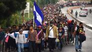"""Trump steeds woester om migrantenmars die richting VS trekt: """"Ik sluit de grens met Mexico!"""""""