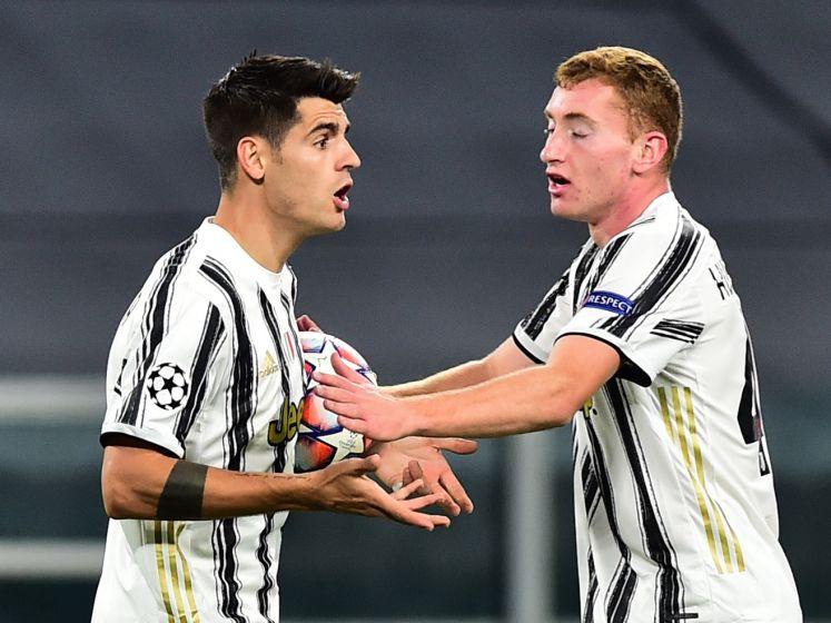 Hoogtepunten uit Juventus - FC Barcelona