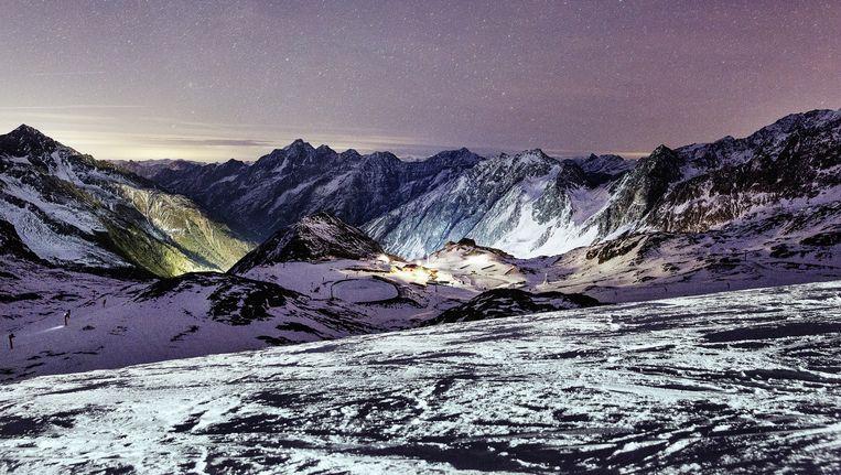 Het Stubaidal in Oostenrijk. Beeld Daniel Rosenthal
