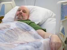 Sjoerd (57) ligt al 2 maanden te lang in MST in Enschede: 'Ik ben machteloos'