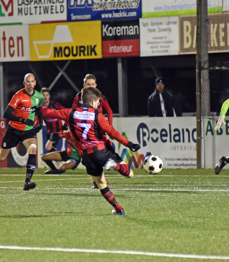 Jasper van Asten kiest het juiste moment om na twee jaar weer te scoren