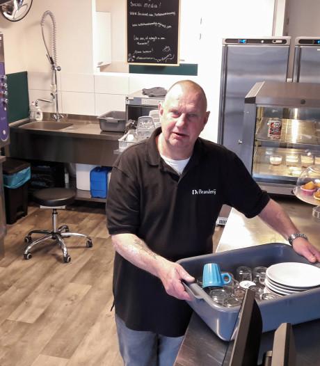 Koffiehuis De Branderij in Almelo groeit, meer ruimte voor chef afwas