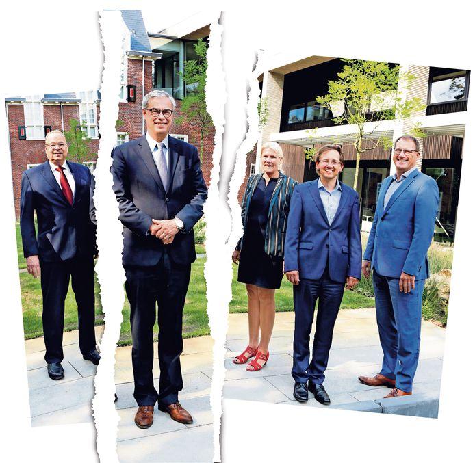Burgemeester Brennikmeijer verloor in Waalre het vertrouwen van zijn wethouders.
